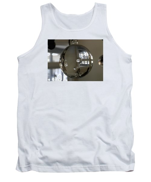 Glass Reflectons Tank Top