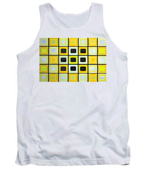 Glass Wall Tank Top by Lorna Maza