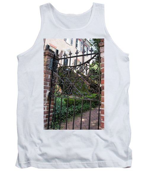 Glebe House Tank Top