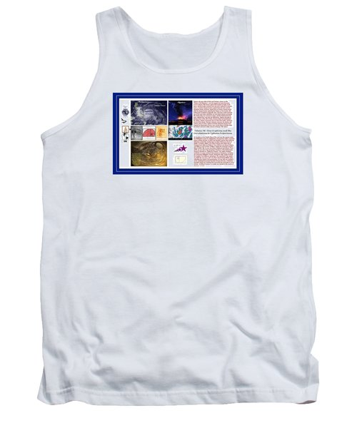 Glimpsing Divinity Tank Top by Peter Hedding