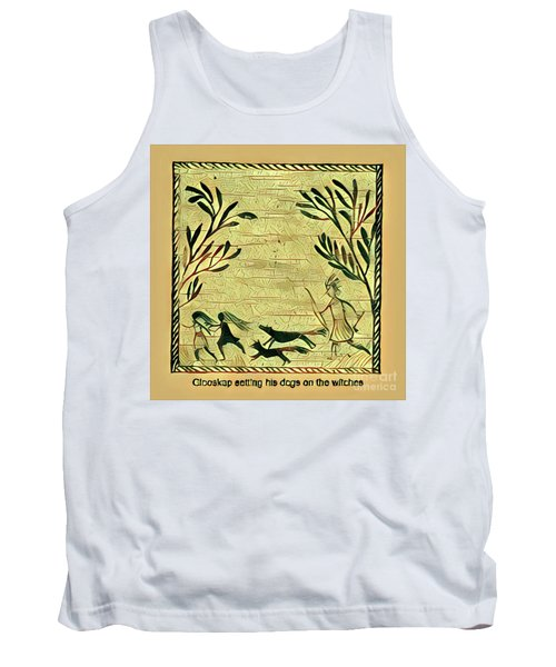 Glooscap And The Witches Tank Top