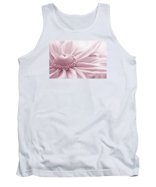 Gloriosa Daisy In Pink  Tank Top by Sandra Foster