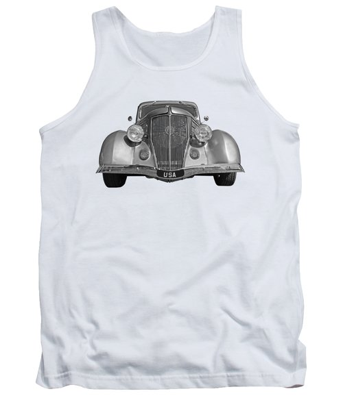 Tank Top featuring the photograph Go Usa by Gill Billington
