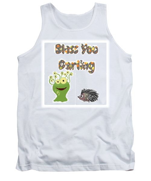 God Bless The Child Tank Top