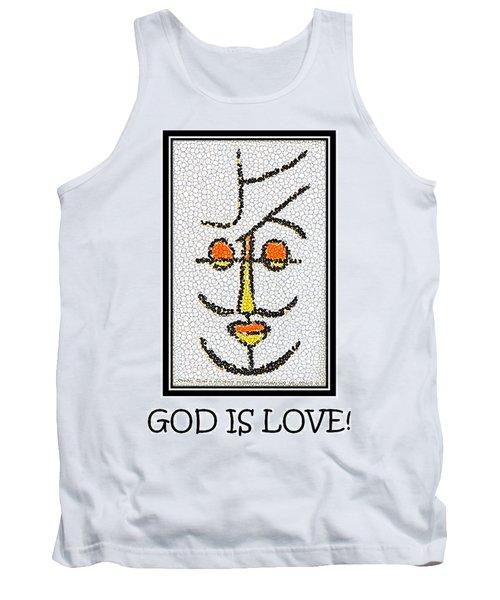 God Is Love Tank Top