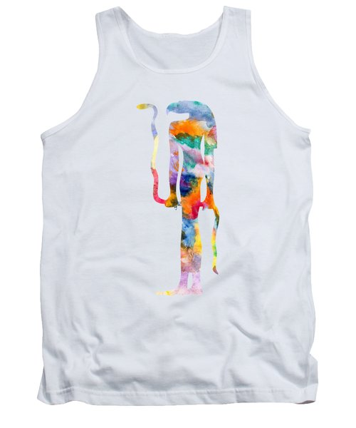 Goddess Of Ancient Egypt Tank Top