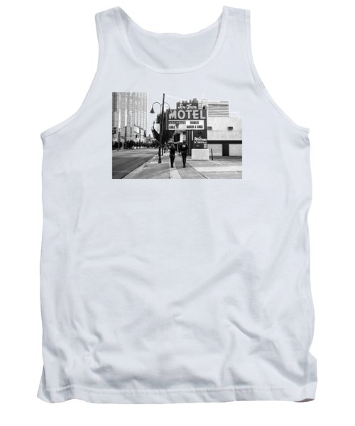 Going For Breakfast Tank Top by Vinnie Oakes