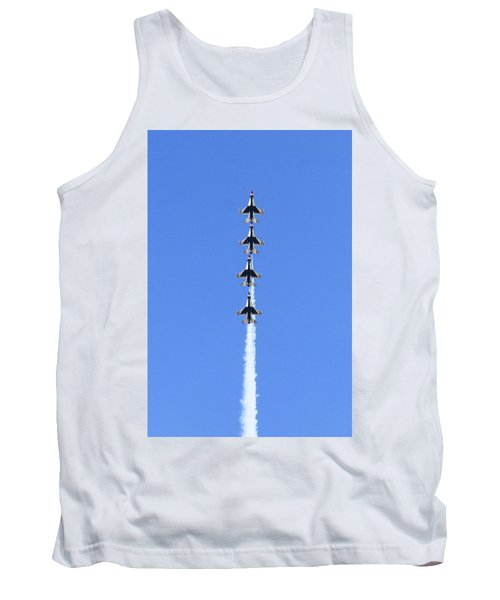 Going Vertical  Tank Top by Shoal Hollingsworth