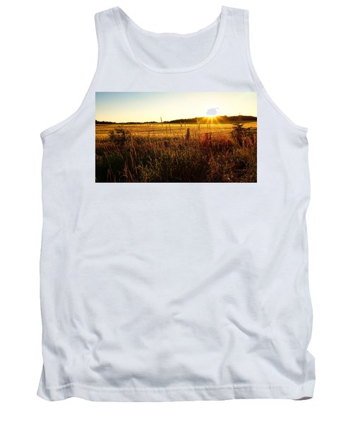 Golden Fields Tank Top