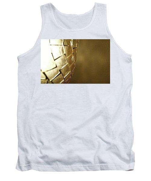 Tank Top featuring the photograph Golden Light by Robert Knight
