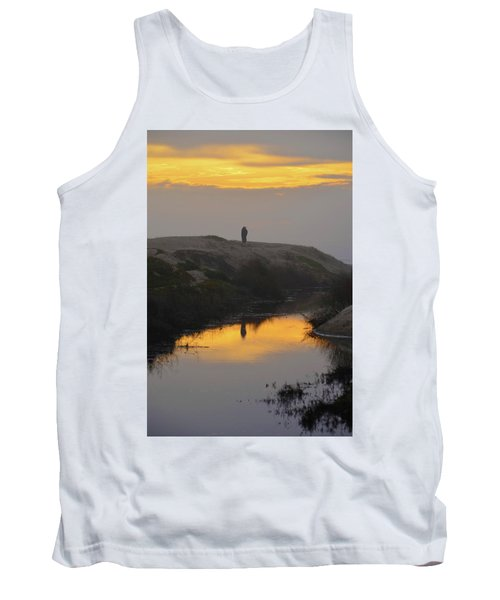 Golden Moments Tank Top