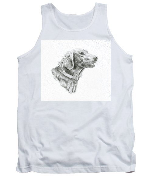 Golden Retriever Tank Top