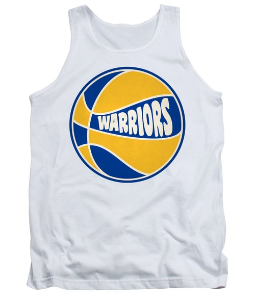Golden State Warriors Retro Shirt Tank Top