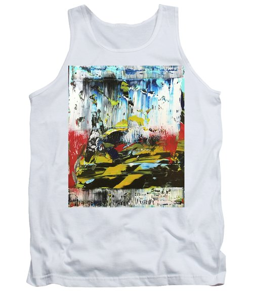Golden Thoughts Tank Top