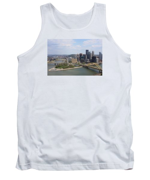 Golden Triangle Tank Top