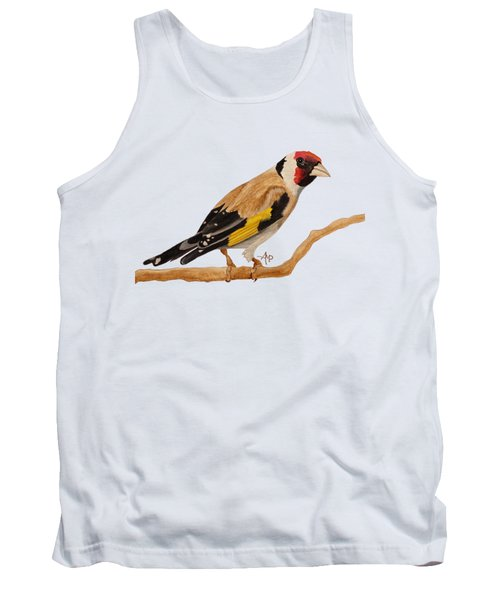 Goldfinch Tank Top
