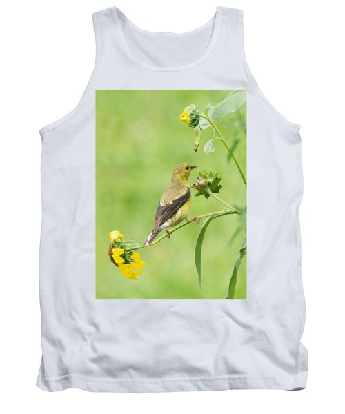Goldfinch Snackbar Tank Top