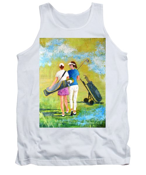 Golf Buddies #1 Tank Top