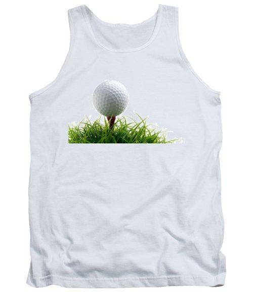 Golfball Tank Top