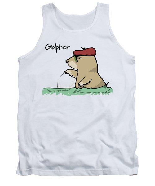 Golpher Tank Top