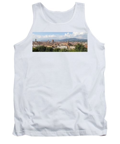 Goodbye To Florence Tank Top