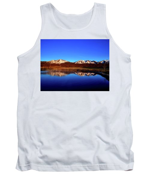 Good Morning Colorado Tank Top by L O C