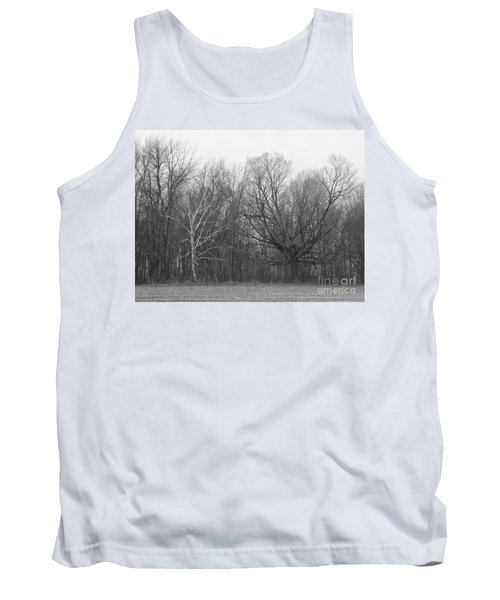 Good Vs Evil Trees Tank Top
