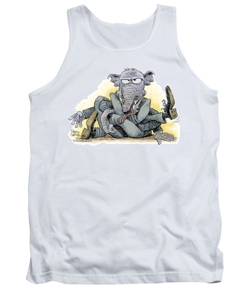 Gop Tied Up In A Knot Tank Top