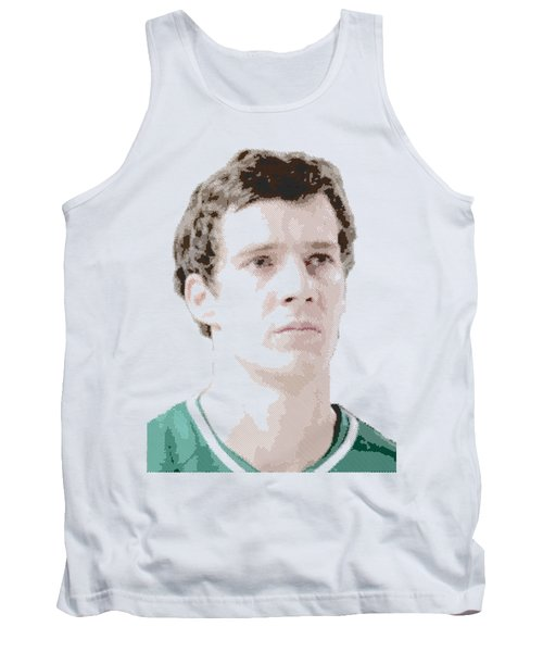 Goran Dragic - Parallel Hatching Tank Top