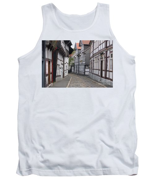 Goslar Old Town 3 Tank Top