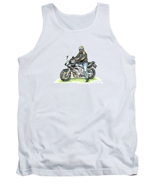 Got To Ride Tank Top