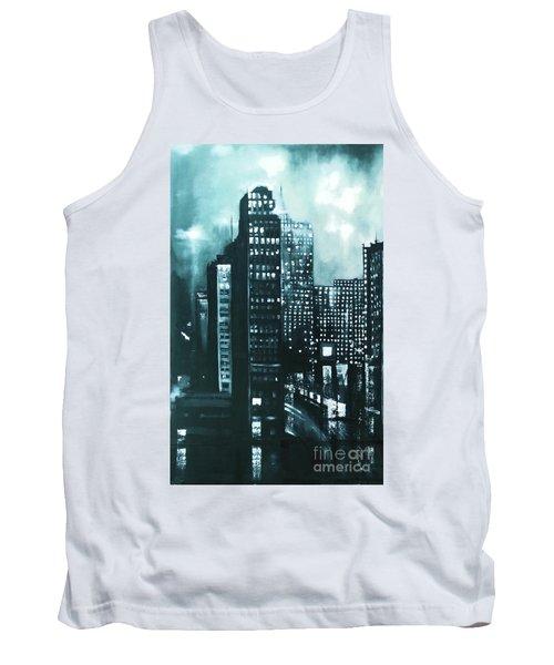 Gotham Painting Tank Top
