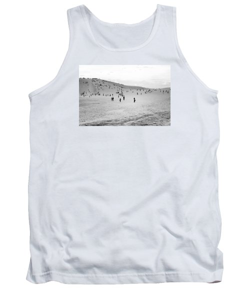 Tank Top featuring the photograph Grains Of Sand by Hayato Matsumoto