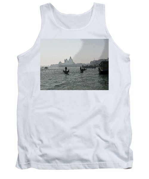 Grand Canal Tank Top
