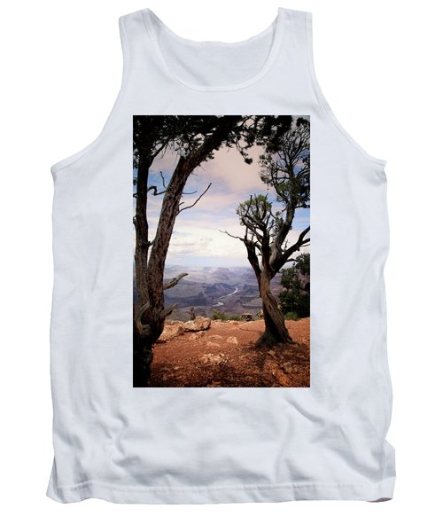 Grand Canyon, Az Tank Top by James Bethanis