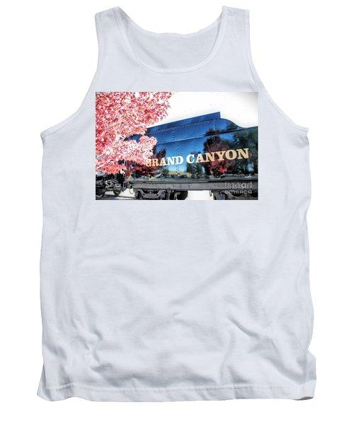 Grand Canyon Railroad Tank Top