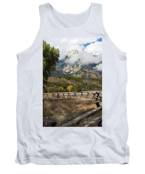 Grand Teton National Park, Wyoming Tank Top
