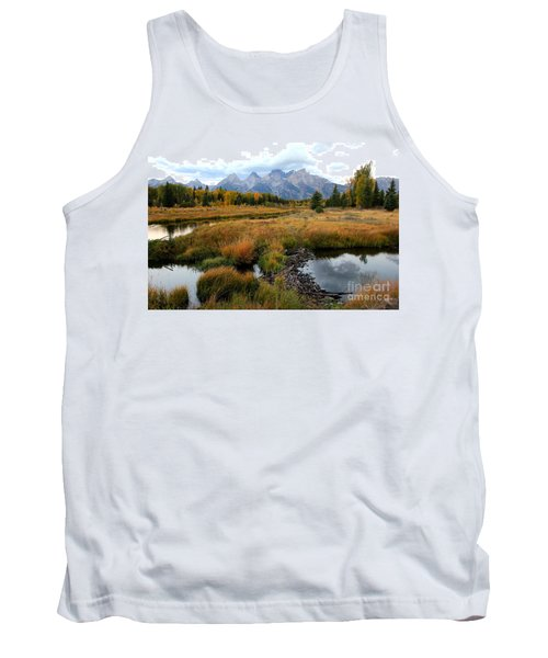 Grand Tetons Tank Top