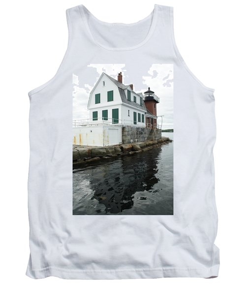 Grandfathers Lighthouse Tank Top