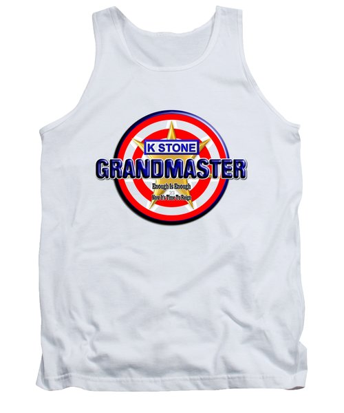 Grandmaster Version 2 Tank Top