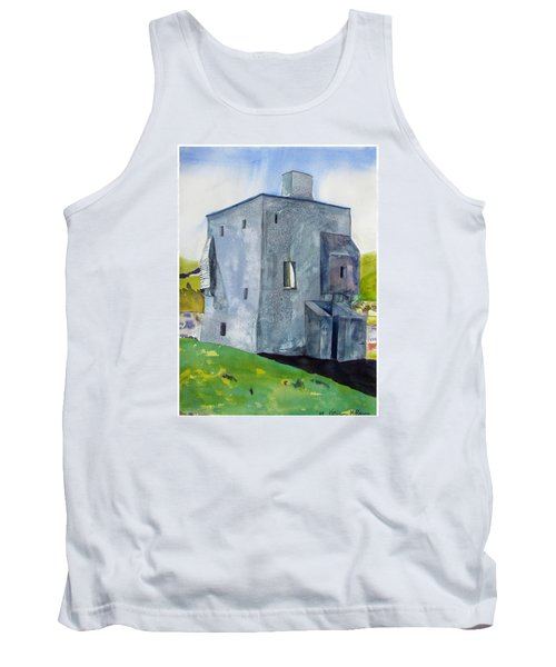 Granuaile's Castle Behind The Hill Tank Top