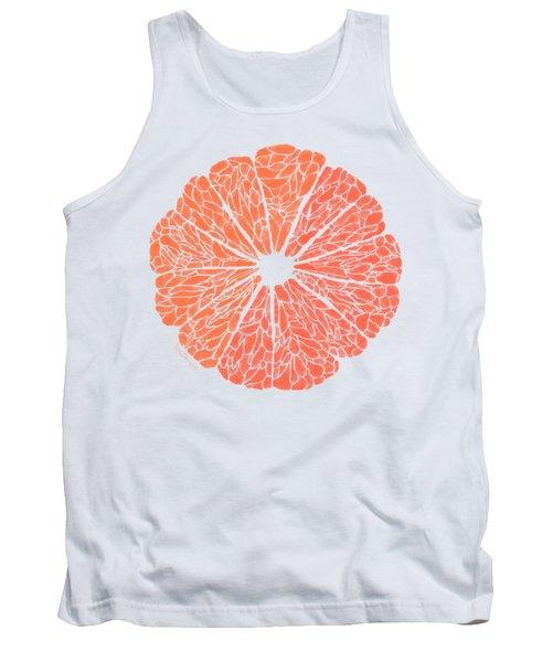 Grapefruit To Suit Tank Top