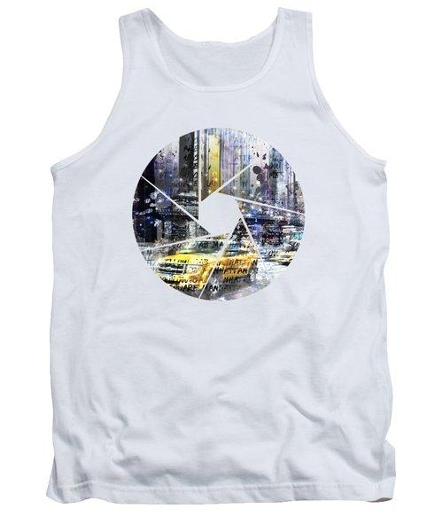 Graphic Art New York City Tank Top