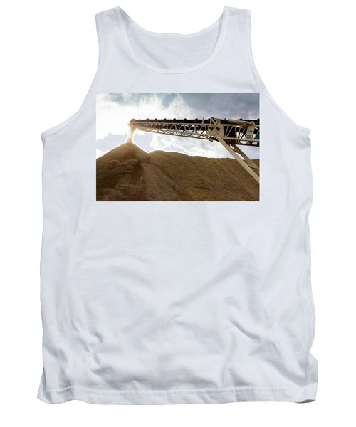 Gravel Mountain 2 Tank Top