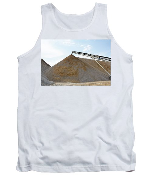 Gravel Mountain Tank Top