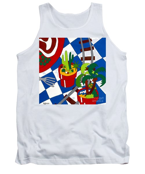 Gravy Train Tank Top