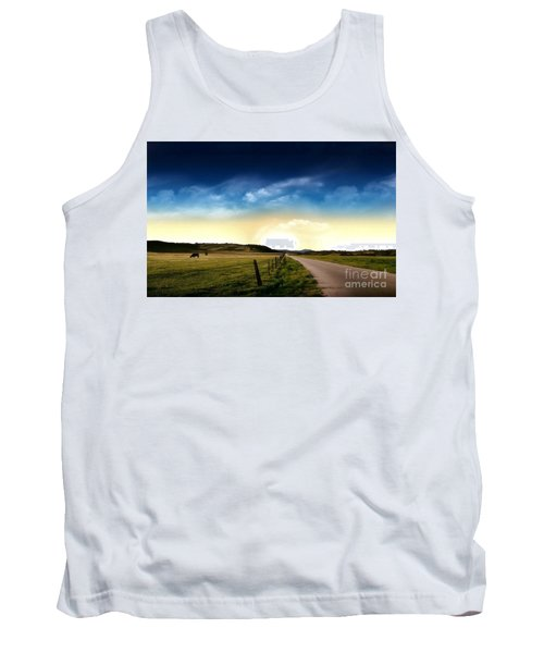 Grazing Time Tank Top