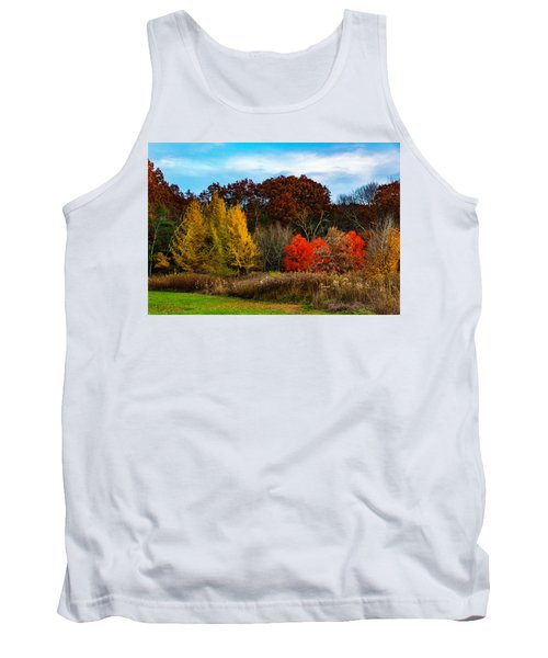 Great Brook Farm Autumn Tank Top