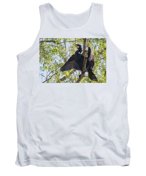 Great Cormorant - High In The Tree Tank Top