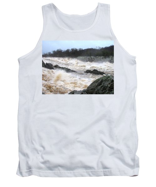 Great Falls Torrent Tank Top
